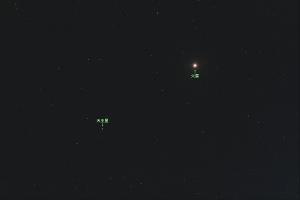 20210118火星と天王星の接近