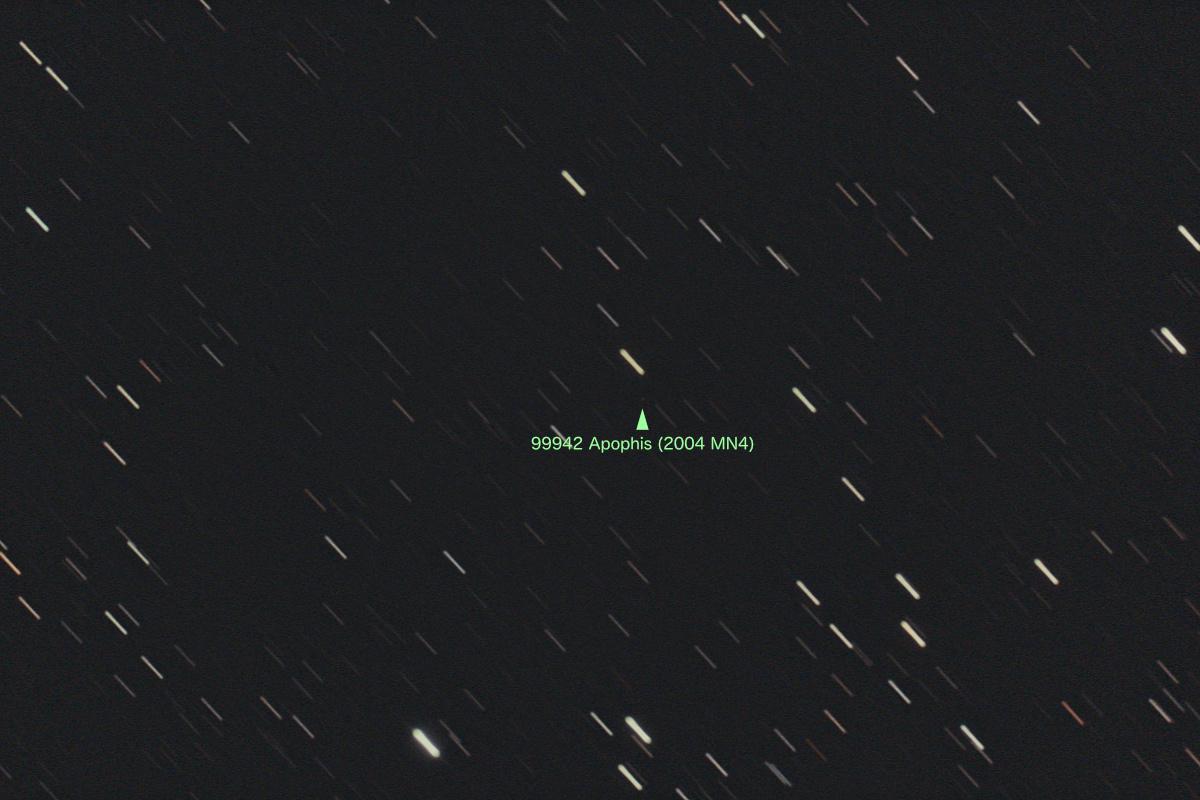 20210119小惑星Apophis(99942/2004 MN4)