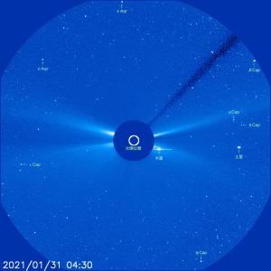 20210131-0430UT_SOHO-LASCO-C3