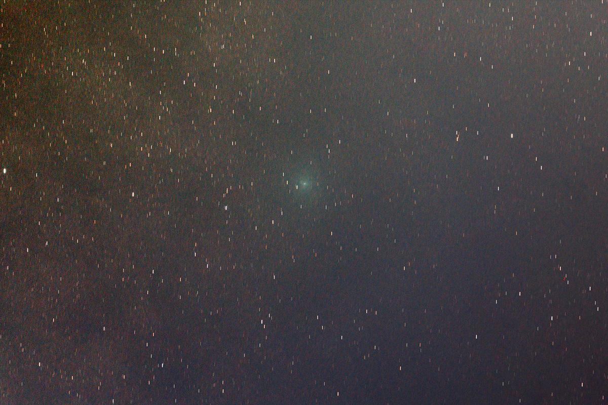 20160329リニア彗星(252P)