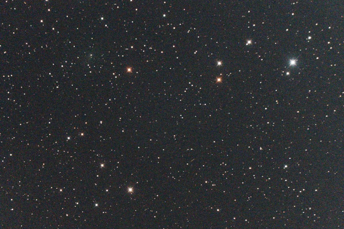 20171209アサシン彗星(C/2017O1)と小惑星フローレンス