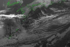 20210313-2100JST気象衛星画像