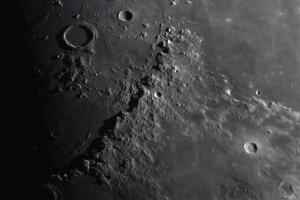 20210420アペニン山脈からアルキメデス・クレーター
