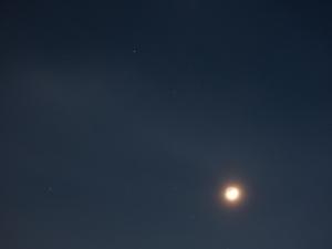 20210515_月と火星の接近